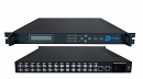 SKTEL SMP100 Platform-1808 Восьмиканальный MPEG-2 SD Encoder, 8×AV+ASI in, ASI IP/MPTS/SPTS out